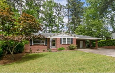 Photo for Walk to the Masters, 3 bedroom and 2 bath house in desired area of Augusta