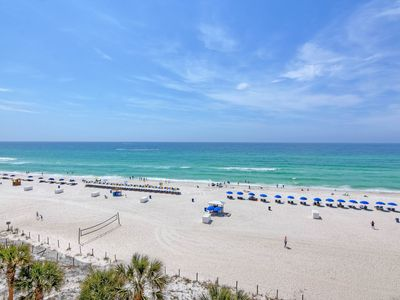 Photo for Colorful waterfront condo w/ beach access - resort amenities available to guests