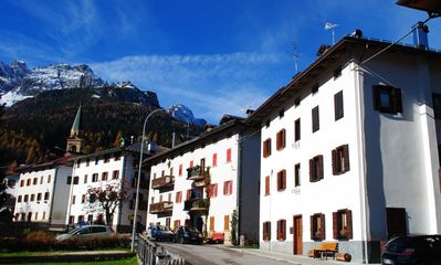 Photo for 2BR Apartment Vacation Rental in Padola Comelico Superiore, Veneto Dolomiti Bellunesi