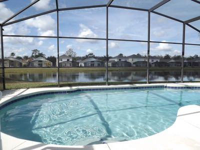 Photo for Beautiful Lake View Villa With Private Pool And Games Room