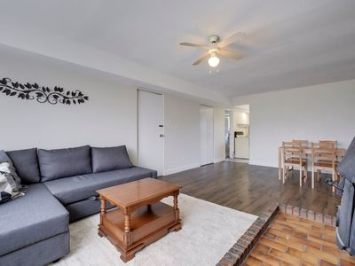 Photo for Complete suite 1 bed/1 bath Fresh and New