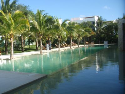 Photo for Tulum Contemporary Villa - Your home in paradise.