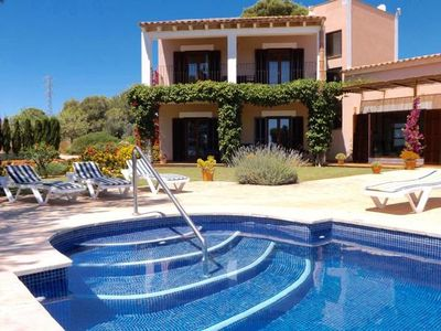 Photo for Holiday house Portocolom for 2 - 8 persons with 4 bedrooms - Holiday house