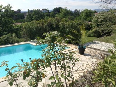 "Photo for ""La Cigale"", bright villa with pool"