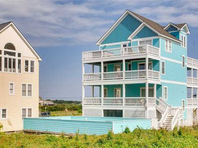 Photo for Semi-Oceanfront Retreat-Elevator, Pool, Hot Tub, GameRm, Handicap & Dog-Friendly