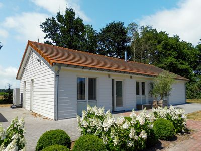 Photo for 8-person new holiday home (1) with SAUNA in Sluis/Eede