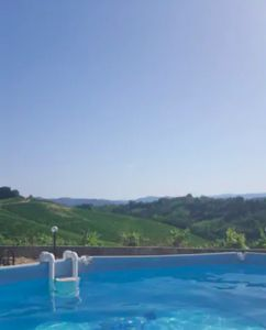 Photo for Cascina Mezzane - Vineyards and swimming pool