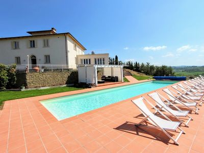 Photo for Villa Belsole In Certaldo - Tuscany