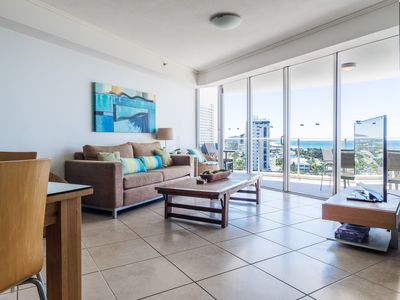 Photo for Fabulous Ocean Views  Unit 1006 The Sebel Maroochydore QLD