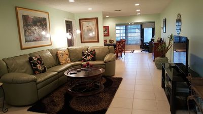 Photo for Fully Updated Seasonal Rental - over 55 community