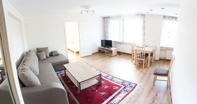 Photo for Lastekodu guest apartment - cosy 2-room apartment in the city centre of Tallinn