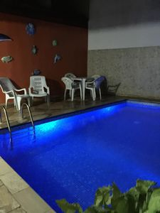 Photo for House in Condominium Closed in front of the beach with wifi, swimming pool and barbecue