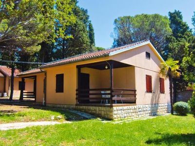 Photo for Bungalows Suha Punta, Kampor  in Rab - 6 persons, 2 bedrooms