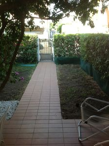 Photo for Rent Detached house 5 + 2 beds with garden 50 meters from the sea