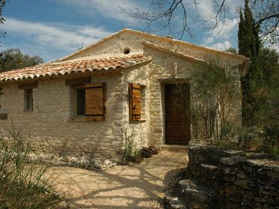 Photo for Stone Cottage and Gite in Luberon, Provence