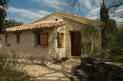 Gite (Stone Cottage) in Provence