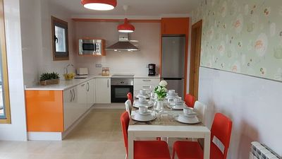 Photo for CHALET Salnessur holiday home for 9 people