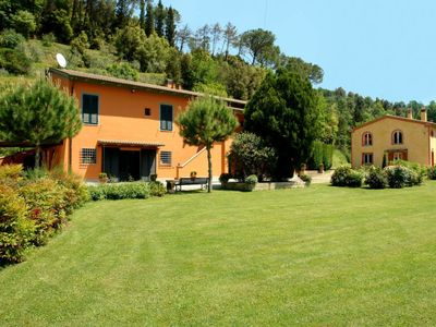 Photo for Apartment Agriturismo Montepatti (MNT362) in Montopoli in Valdarno - 4 persons, 2 bedrooms