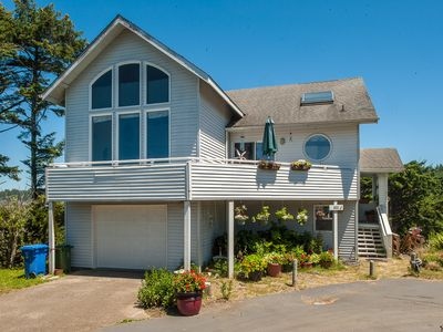 Photo for Explore Seal Rock from the Berry Nice Beach House, a 4 bedroom home w/ views!