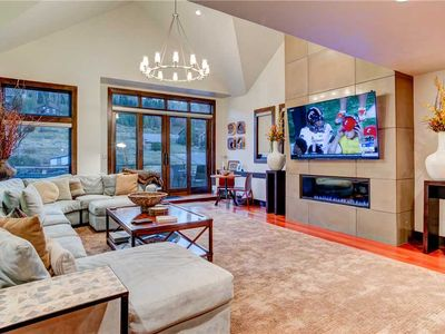 Photo for 605 Deer Valley Drive: 5 BR / 6 BA townhome in Park City, Sleeps 15