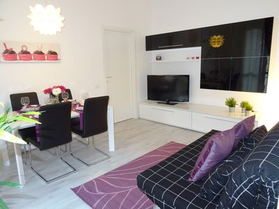 Photo for Affittimoderni Bergamo Sweet - BGSU01 - Apartment for 6 people in Bergamo