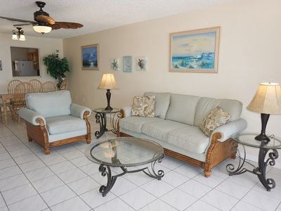 Photo for Sea Breeze #502 2BR 2BA Gulf Front