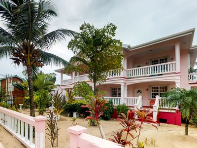 Photo for Two resort suites offer shared pool access, balcony beach views, and more!