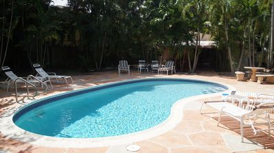 Photo for 5 Bed, 4 Bath Private Compound w/ Pool near Beaches, Las Olas, Port Everglades