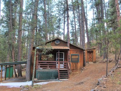Photo for Classy Cabin - Cozy Cabins Real Estate, LLC.
