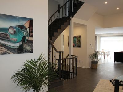Photo for Bright Welcoming Home in Vaughan, Toronto, Ontario