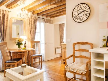 Bright & Charming CENTRAL BASTILLE Free WiFi, CableTV & Phone+ FREE RIVER CRUISE