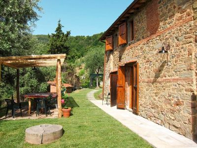 Photo for Vacation home Fattoria di Pietrabuona (PCA115) in Pescia - 6 persons, 3 bedrooms