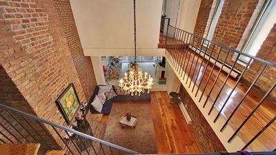 Photo for Bowery Hotel inspired 3 bedroom duplex East Village