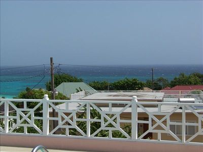 Wow! What a view!!! and its all yours from the pool deck of the villa!