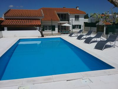 Photo for Peaceful villa with private pool and central heating