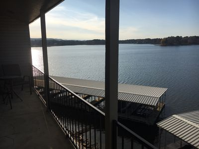 Photo for Lovely Lake Luxury! Clean/Updated!! Unobstructed Views!!