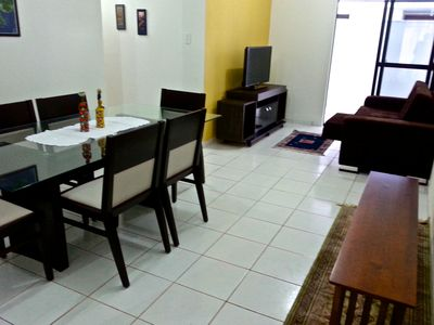 Photo for Apart.  2 bedroom, 1 suite in the heart of Bessa