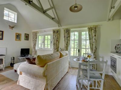 Photo for Vacation home The Lodge in Maresfield - 2 persons, 1 bedrooms