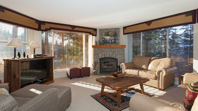 Photo for Spacious Ski-In / Ski-Out Condo on Blackcomb Mountain