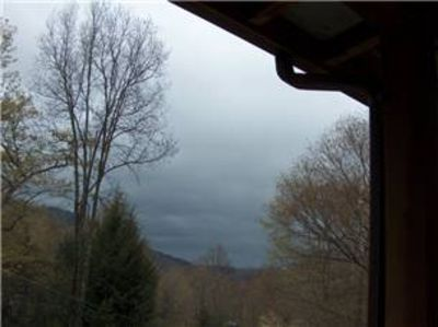 Photo for 1812 ROCKY TOP LOG: 2 BR / 3 BA two bedroom log cabin in MAGGIE VALLEY, Sleeps 8
