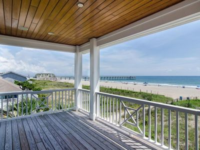 Photo for Enjoy paradise at this exquisite oceanfront home w/private beach access
