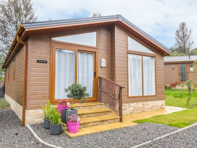 Photo for LIBERTY LODGE, family friendly, with a garden in Sling, Ref 943546