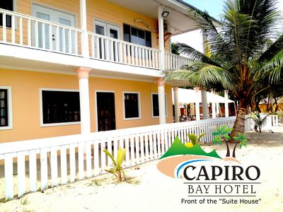 "Photo for Capiro Bay Hotel Resort & Restaurant ""Mar Y Tierra"