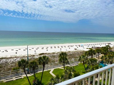 Photo for BeachFRONT! Amazing Views! 2 Pools!☀Inspected & Disinfected☀The Summit 632