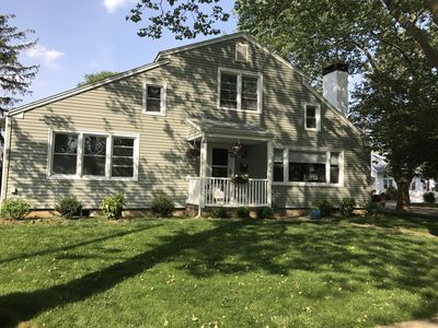 Photo for Just blocks from Manasquan downtown and the beach! Great getaway! New kitchen!