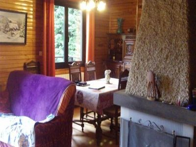 Photo for Chalet Le Mont-Dore, 3 bedrooms, 6 persons