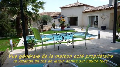 Photo for 2BR House Vacation Rental in Six-Fours-Les-Plages, Provence-Alpes-Côte-D'Azur
