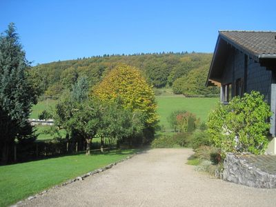 Photo for Family holiday or r pure tranquility in the holiday home volcano. Eifel.