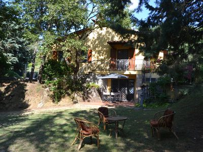 Photo for Single-family house for exclusive use, quiet and not isolated area between Umbria and Tuscany