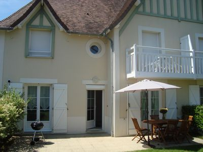 Photo for 2BR House Vacation Rental in Merville-Franceville-Plage, Normandie